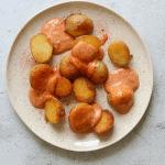Oven-Roasted Patatas Bravas with Smokey Tomato Aioli