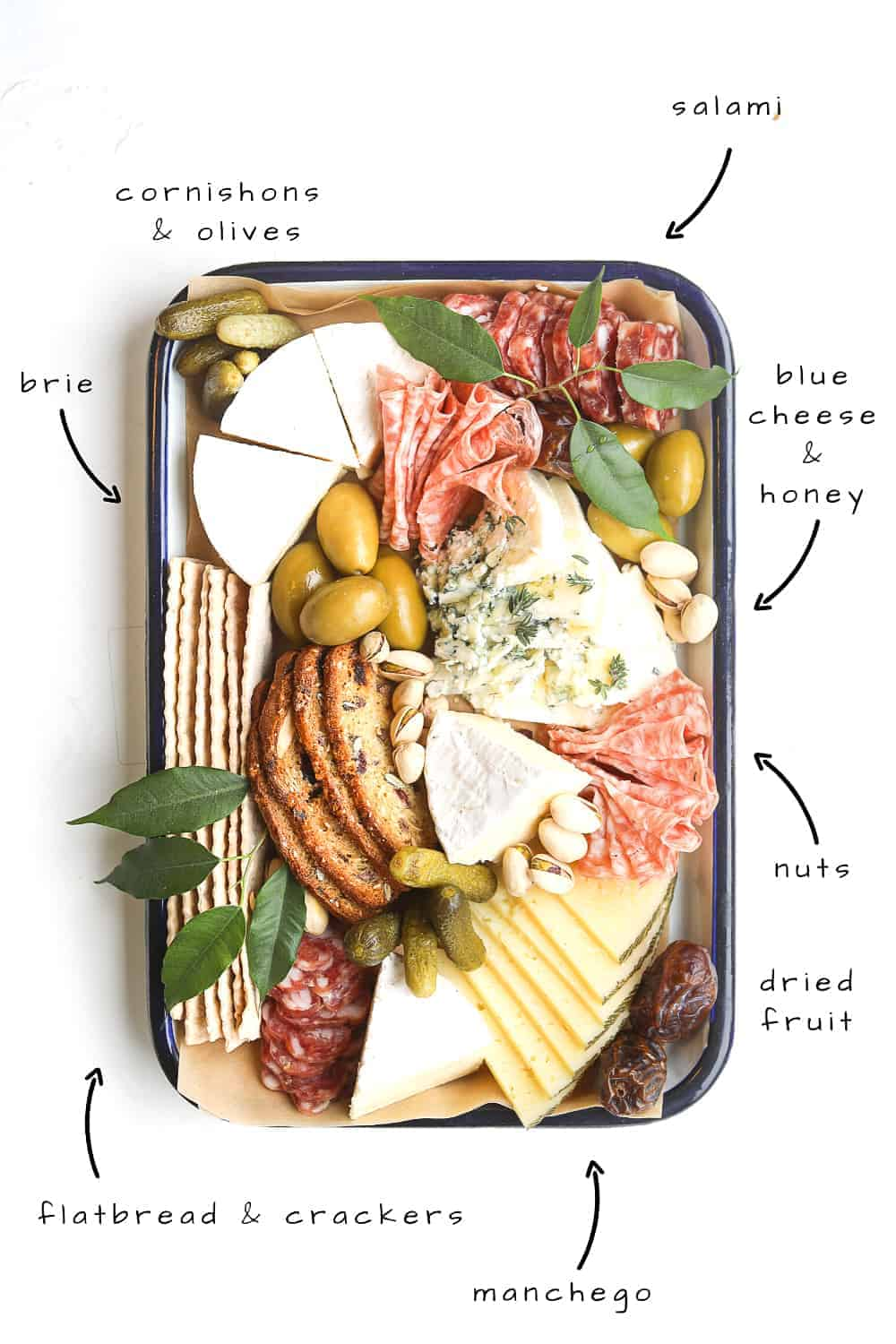 How To Build A Charcuterie Cheese Platter Craving California