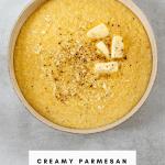 Creamy Parmesan Polenta