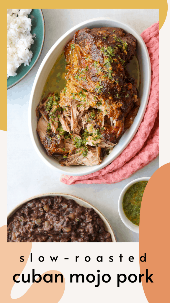 Slow-Roasted Cuban Mojo Pork
