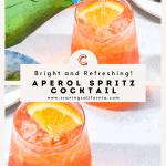 Classic Aperol Spritz