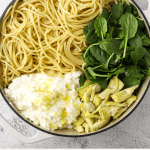Lemony-Ricotta-Pasta-with-Spinach-and-Artichoke-1
